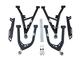 "Skinz Front Suspension kit 36-38"" Burandt Polaris Axys"