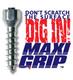 Maxi Grip Dubbsats 15mm 100st.