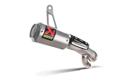 Akrapovic Slip-On Line (Titanium) S 1000 RR 2017-2018 not ECE