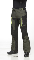 Sweep Textil pants GT Touring 2 Waterproof, Black/Fluoyellow