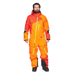 Sweep Amur Overall orange/red