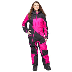Sweep Snow Queen 2 ladies insulated suit black/pink