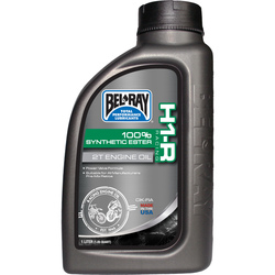 Bel-Ray H1-R Racing 100% Synthetic Ester 2T Engine Oil 1L