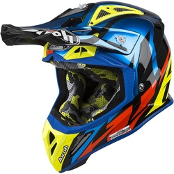 Airoh Helmet Aviator 2.3 AMSS GREAT blue gloss