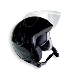 Snowpeople Helmet Youth ZS-228 Black