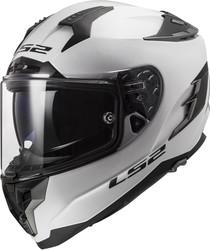 LS2 Helmet FF327 Challenger Solid White