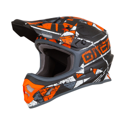 ONeal helmet 3-serie ZEN Black/Orange