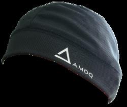 AMOQ Helmet Sweat Beanie Black