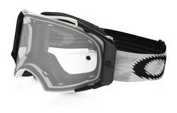 *Oakley Goggles Airbrake MX Matt white w/ Clear