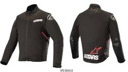 Alpinestars jacket Session Race, black/red