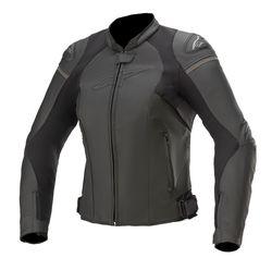Alpinestars Leather Jacket Lady GP Plus R v3 Black