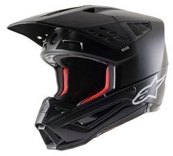 Alpinestars Helmet S-M5 Flatblack