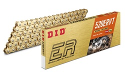 D.I.D 520ERVT G&G Chain+Connecting link (FJ) (replaces 520VT)