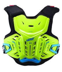 Leatt Skyddsväst 2.5 Lime/Blå Barn Junior