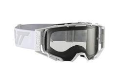Leatt Goggle Velocity 6.5 Vit/Grå/Ljusgrå 72%