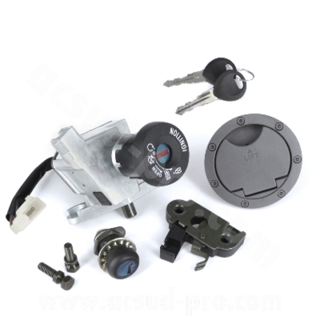 Tändningslås & Låssats, Yamaha Aerox 03- / MBK Nitro 03-