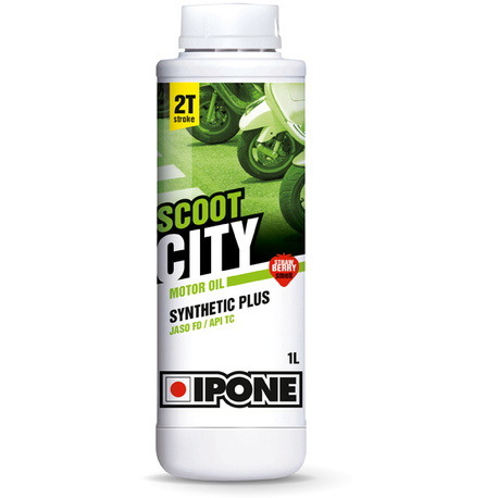 Ipone Scoot City 2-Stroke strawberry smell 1L (15)