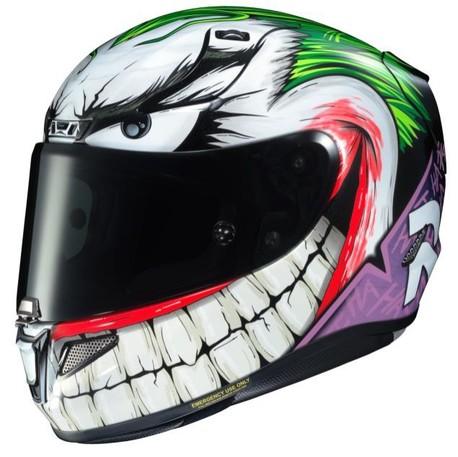 HJC Helmet Rpha 11 Joker DC Comics
