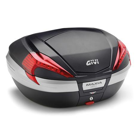 GIVI TOPCASE V56 WHIT REMOTE