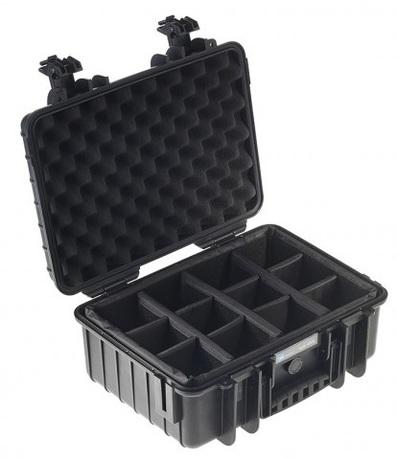 Förvaring/packlådor - Barocook Tunnelväska med dividers och foam - ctl00_cph1_prodImage